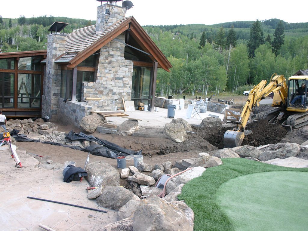 Golf Construction